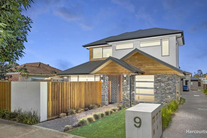 Picture of 1/9 Mahoneys Road, RESERVOIR VIC 3073