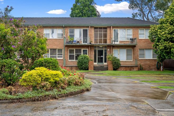 Picture of 9/28A Henry Street, ASHFIELD NSW 2131