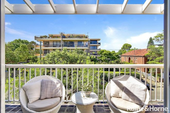 Picture of 12/43 Yeo Street, NEUTRAL BAY NSW 2089
