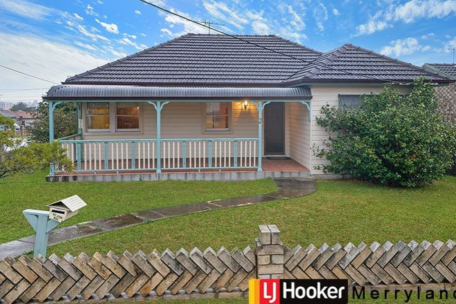 Picture of 2 Hilltop Rd, MERRYLANDS NSW 2160