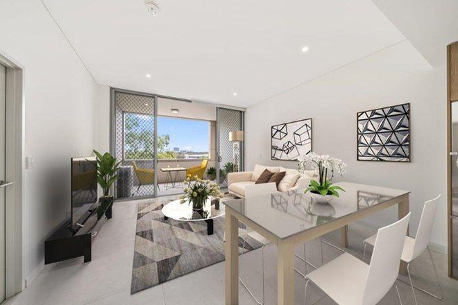 Picture of 503/10-14 Smallwood Avenue, HOMEBUSH NSW 2140