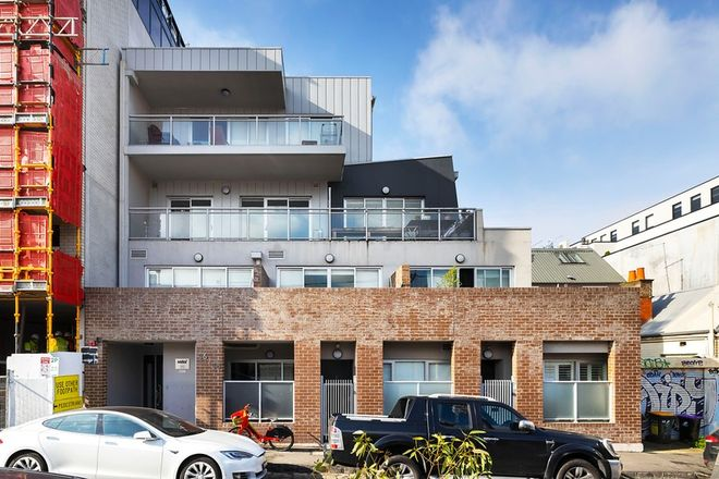 Picture of 203/36 Bedford Street, COLLINGWOOD VIC 3066