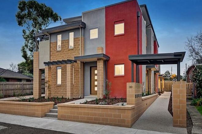 Picture of 1/30 Pitt  Street, RINGWOOD VIC 3134