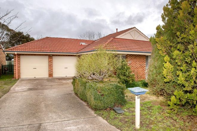 Picture of 10 Fred Lane Crescent, GORDON ACT 2906