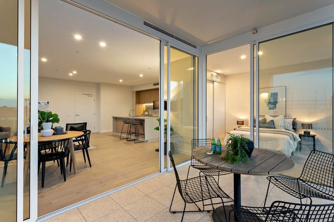 Picture of A706/11 Perkins Street, NEWCASTLE NSW 2300