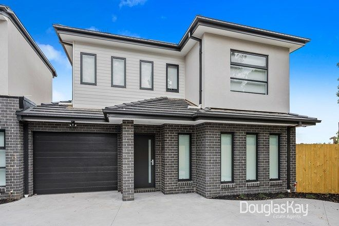 Picture of 3/5 Howell  Place, BRAYBROOK VIC 3019