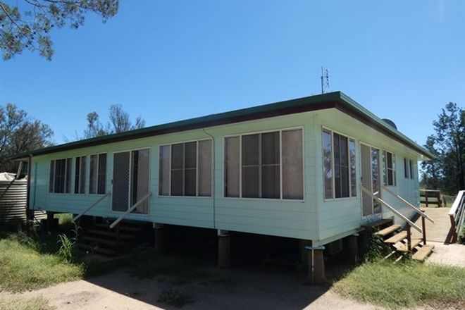 "Picture of ""Hereweah"" 30558 Warrego Highway, MILES QLD 4415"