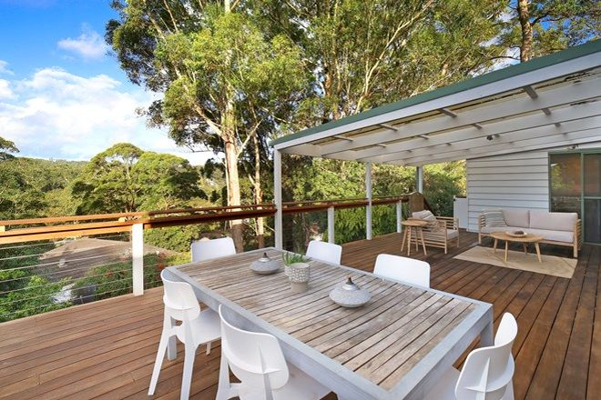 Picture of 12 Chapman Crescent, AVOCA BEACH NSW 2251