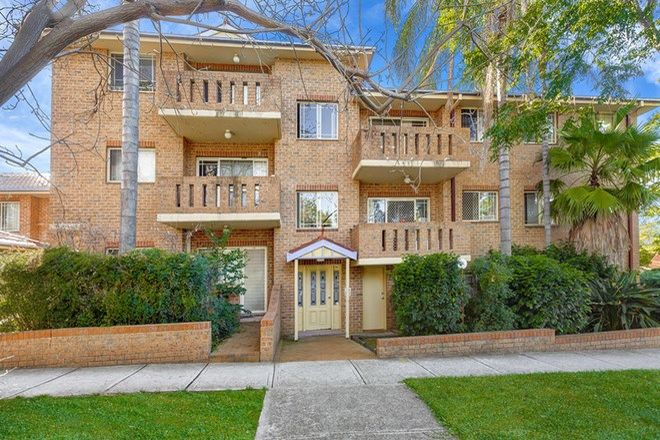 Picture of 18/94-96 Albert Road, STRATHFIELD NSW 2135