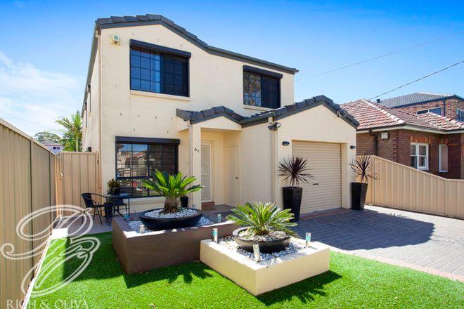 61 Balmoral Avenue, CROYDON PARK NSW 2133