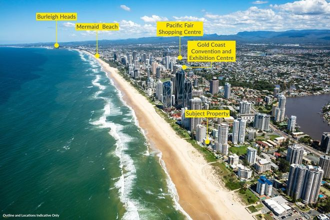 Picture of 9-11 Garfield Terrace, SURFERS PARADISE QLD 4217