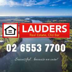 Lauders Real Estate - Old Bar, Sales representative