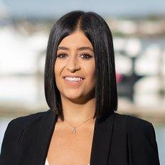 Alana Samrani, Sales representative