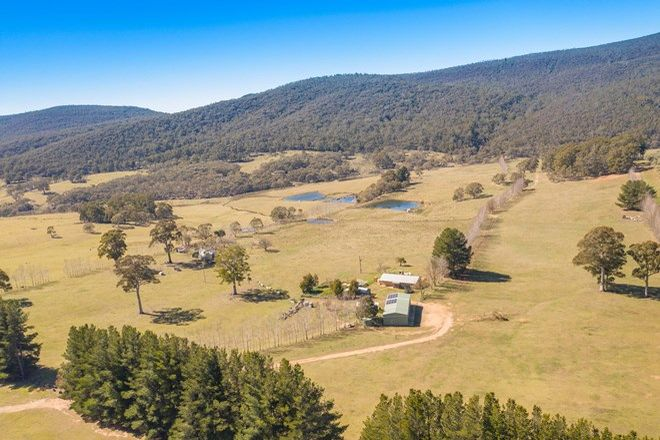 Picture of 812 Wild Cattle Flat Road, Jingera via, CAPTAINS FLAT NSW 2623