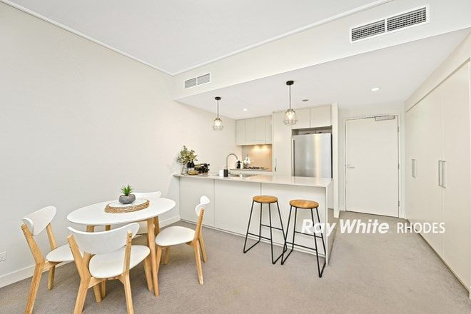 Picture of 104/13 Mary Street, RHODES NSW 2138