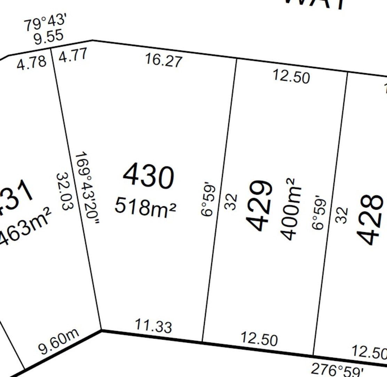 Lot 430 Hourigan Way, Werribee VIC 3030, Image 0