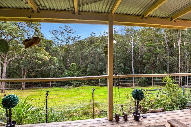 Picture of 828 Cangai Road, JACKADGERY NSW 2460