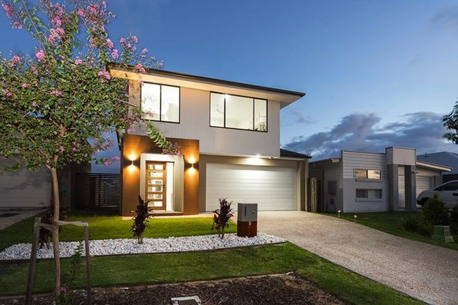 Picture of 5 Beacon Lane, HOPE ISLAND QLD 4212