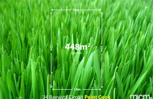 Picture of Lot 1723, 34 Bayvista Circuit, Point Cook VIC 3030
