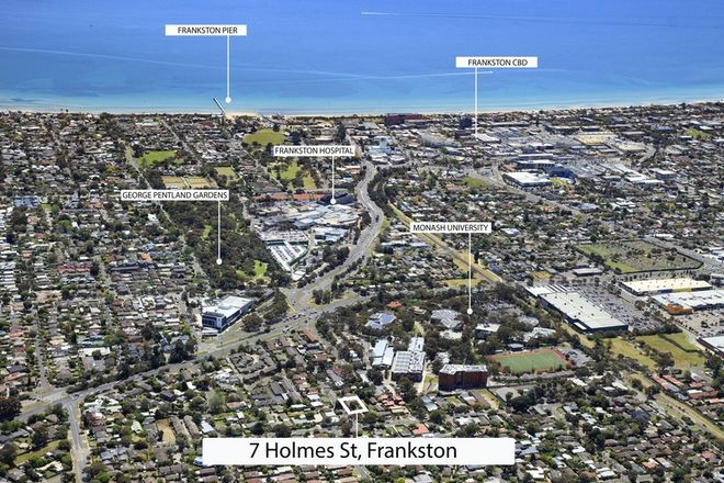 Picture of 7 Holmes Street, FRANKSTON VIC 3199
