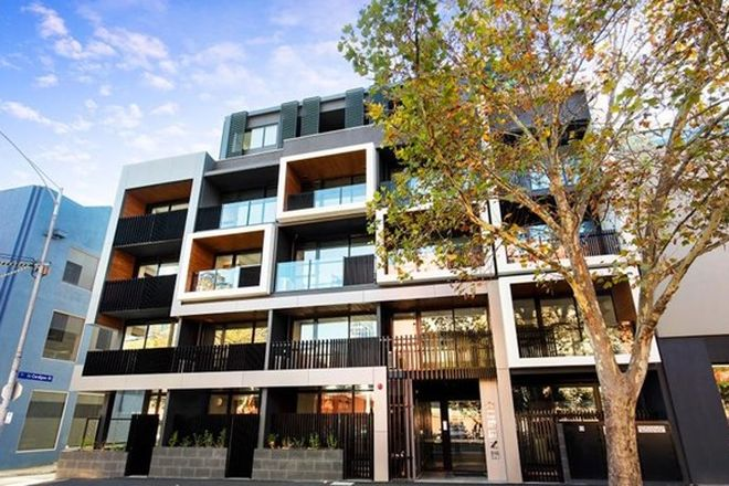 Picture of 201/106-108 Queensberry Street, CARLTON VIC 3053