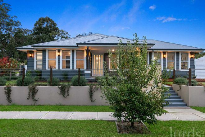 Picture of 16 Harkin Road (Huntlee), NORTH ROTHBURY NSW 2335