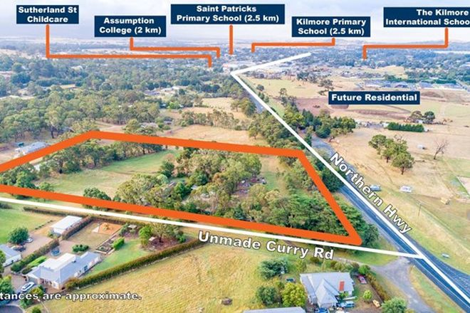 Picture of 1551 Northern Highway, KILMORE VIC 3764