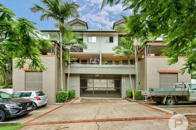 Picture of 16/7 Franklin Street, HERSTON QLD 4006