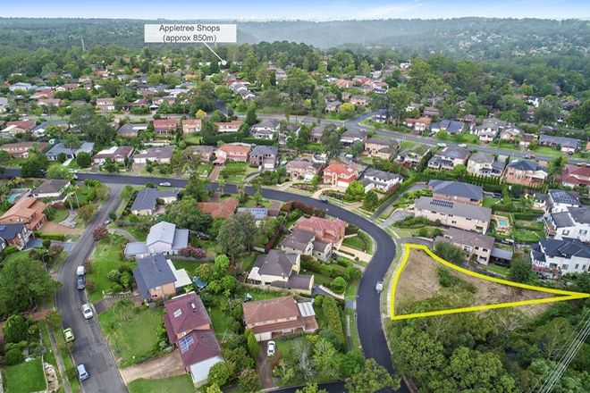 Picture of Lot 4 Forester Cr (39 Featherwood Ave), CHERRYBROOK NSW 2126