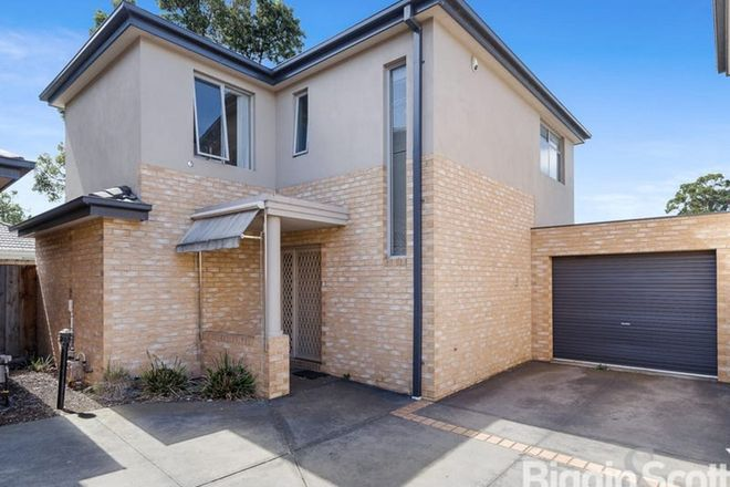 Picture of 6/917-919 Heatherton Road, SPRINGVALE VIC 3171