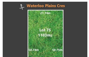 Lot 75 Waterloo Plains Crescent, Winchelsea VIC 3241