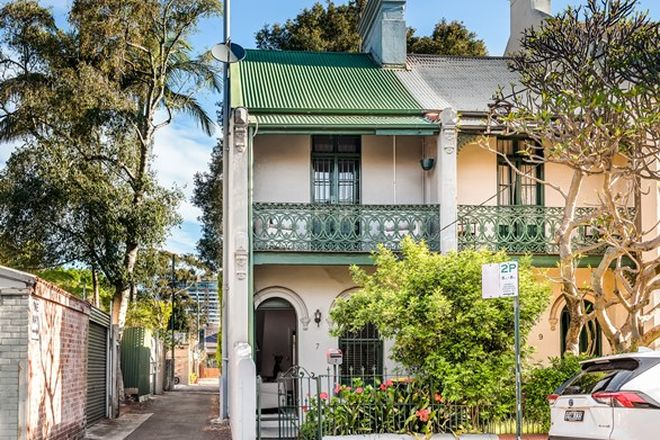 Picture of 7 Chelsea Street, REDFERN NSW 2016