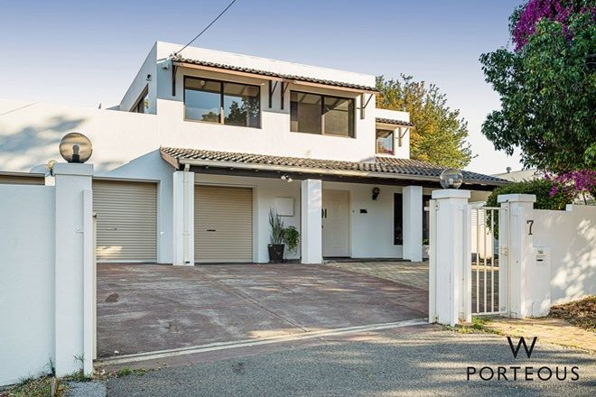 Picture of 7 Bassendean Parade, BASSENDEAN WA 6054