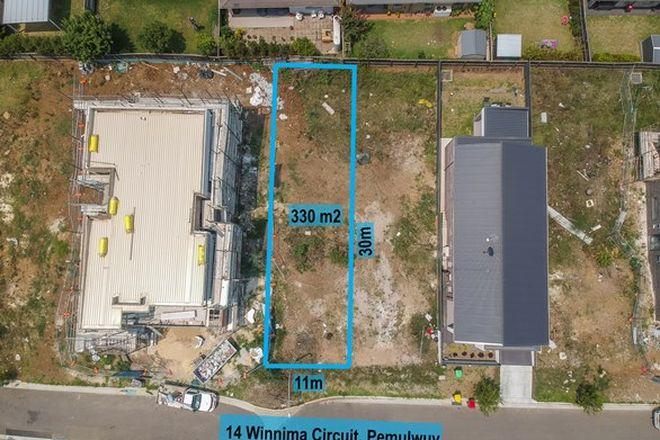Picture of 14 Winnima Circuit, PEMULWUY NSW 2145