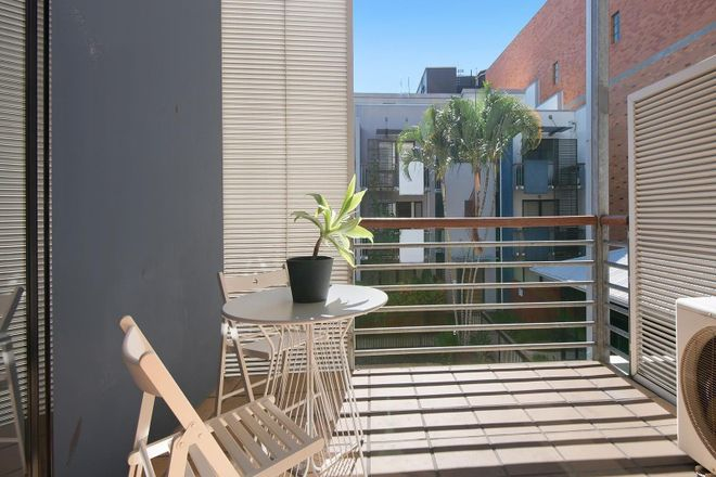 Picture of 12/27 Ballow Street, FORTITUDE VALLEY QLD 4006