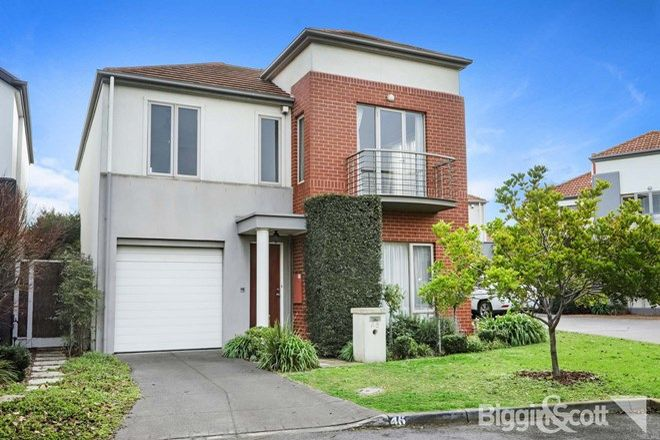 Picture of 46 The Crescent, PORT MELBOURNE VIC 3207