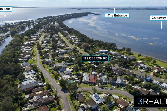 Picture of 122 Oberon Road, CHITTAWAY BAY NSW 2261