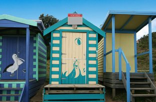 Picture of Beach Box 4 Shire Hall Beach, Mornington VIC 3931