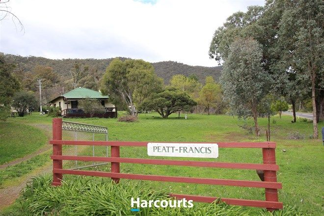 Picture of 3205 Mansfield Woods Point Rd, JAMIESON VIC 3723