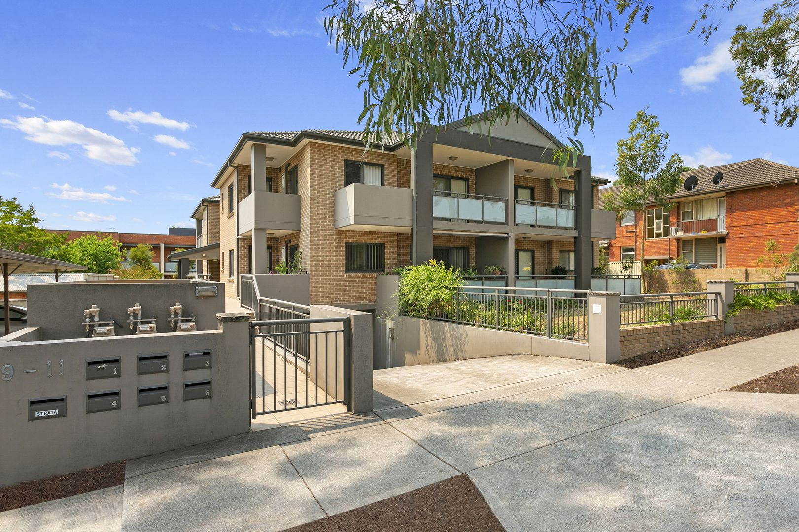 6/9 - 11 Reginald Avenue, Belmore NSW 2192, Image 0