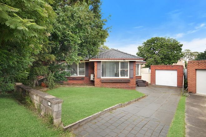 Picture of 13 Bradley Crescent, WILEY PARK NSW 2195