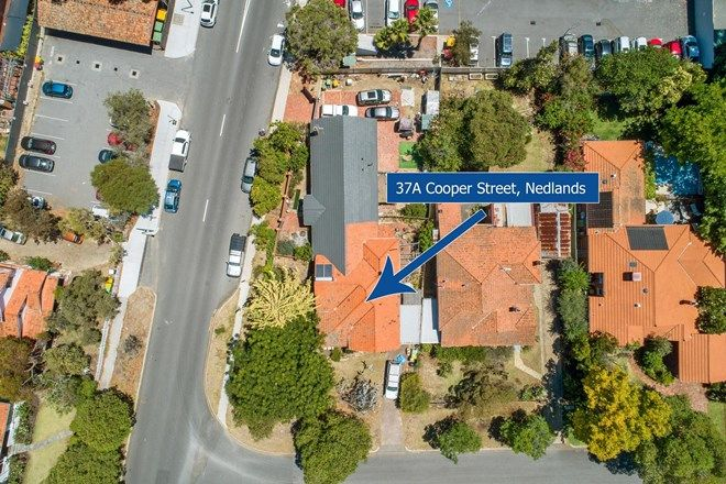 Picture of 37a Cooper Street, NEDLANDS WA 6009