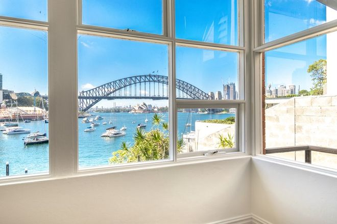 Picture of 4/5 Bayview Street, LAVENDER BAY NSW 2060