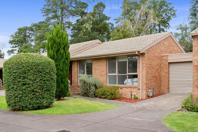 Picture of 9/36 Old Warrandyte Road, DONVALE VIC 3111