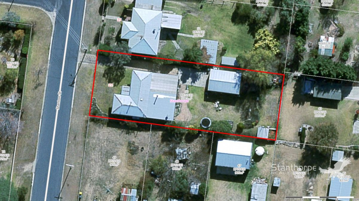27 Stanton Street, Stanthorpe QLD 4380, Image 1