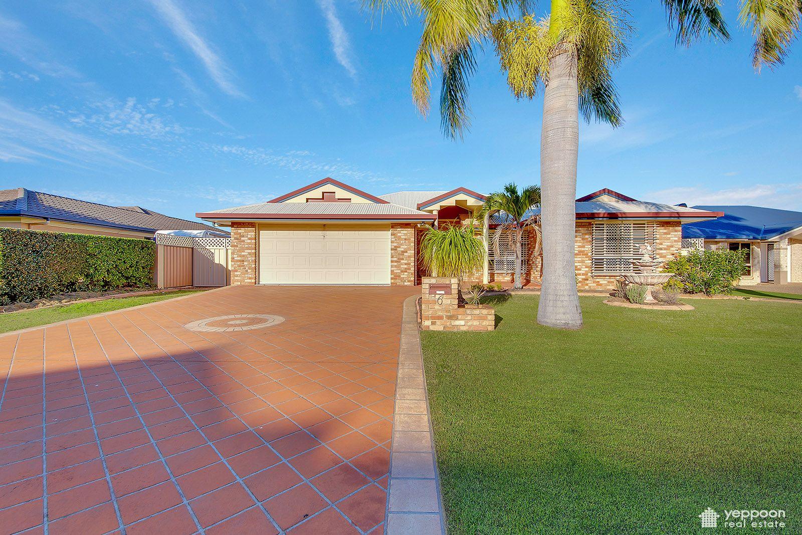 6 Tasman Crescent, Yeppoon QLD 4703, Image 0