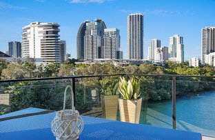 Picture of 601/9 Hooker Boulevard, Broadbeach Waters QLD 4218