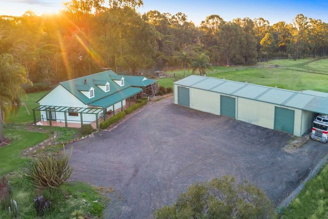Picture of 316 Palmyra Avenue, SHANES PARK NSW 2747