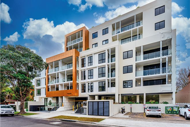 Picture of 606/29-35 Burlington Road, HOMEBUSH NSW 2140