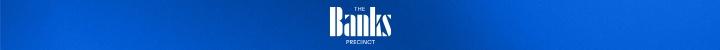 Branding for The Banks Precinct